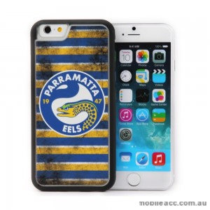 Licensed NRL Parramatta Eels Back Case for iPhone 6/6S - Grunge