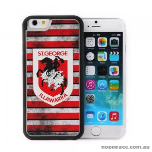 Licensed NRL St. George Illawarra Dragons Back Case for iPhone 6+/6S+