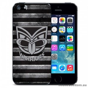 NRL Licensed New Zealand Warriors Grunge Back Case for iPhone 5C