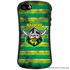 NRL Licensed Canberra Raiders iFace Shockproof Case for iPhone 5/5S/SE