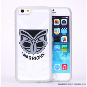 Licensed NRL New Zealand Warriors Back Case for iPhone 6/6S - White