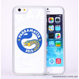 Licensed NRL Parramatta Eels Back Back Case for iPhone 6/6S - White