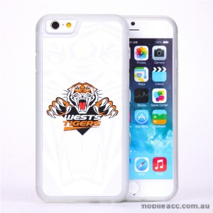 Licensed NRL Wests Tigers Watermark Back Case For iPhone 7