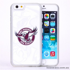 Licensed NRL Manly Warringah Sea Eagles Watermark Back Case For iPhone 7