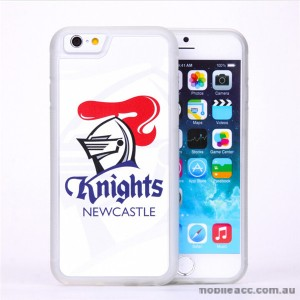 Licensed NRL Newcastle Knights Watermark Back Case For iPhone 7
