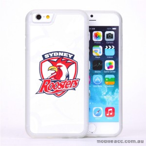 Licensed NRL Sydney Roosters Watermark Back Case For iPhone 7