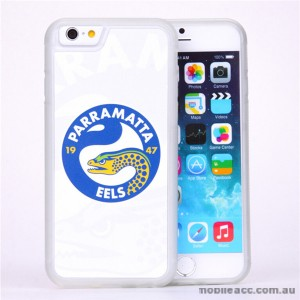 Licensed NRL Parramatta Eels Back Watermark Back Case For iPhone 7