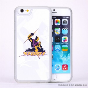 Licensed NRL Melbourne Storm Watermark Back Case For iPhone 7