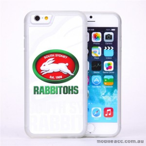 Licensed NRL South Sydney Rabbitohs Watermark Back Case For iPhone 7