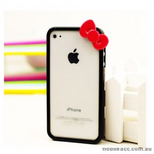 Hello Kitty Bumper case for iPhone 4 / 4S - 5 Color