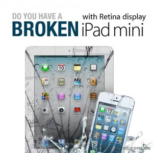 Mail-in Repair Service for iPad mini 2