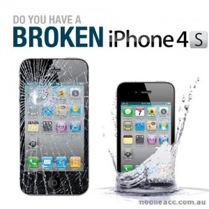 Mail-in Repair Service for iPhone 4/4S