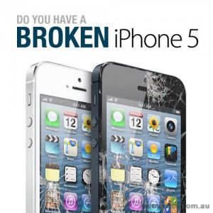 Mail-in Repair Service for iPhone 5