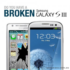 Mail-in Repair Service for Samsung Galaxy S3