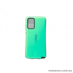 ifaceMall  Anti-Shock Case For Samsung Note 20  6.7inch  Mint Green