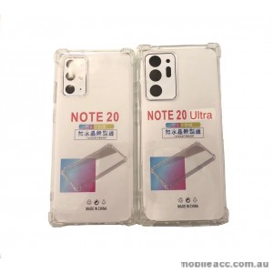 Anti Shock TPU Case Cover For Samsung Note 20  6.7inch  Clear