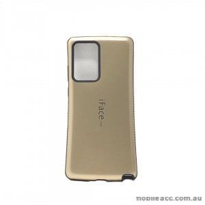 ifaceMall  Anti-Shock Case For Samsung Note 20 Ultra 6.9inch  Gold