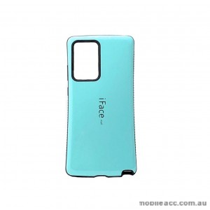 ifaceMall  Anti-Shock Case For Samsung Note 20 Ultra 6.9inch  Aqua
