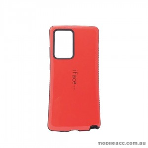 ifaceMall  Anti-Shock Case For Samsung Note 20 Ultra 6.9inch  Red