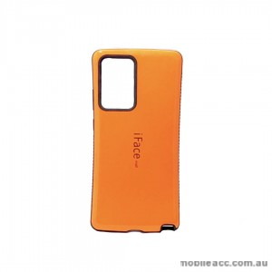 ifaceMall  Anti-Shock Case For Samsung Note 20 Ultra 6.9inch  Orange