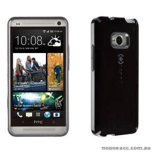 Genuine Speck Candyshell Case for HTC One M7 - Black