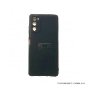Genuine MOLAN CANO Soft Feeling Jelly Case For Samsung  S20 FE 5G Black