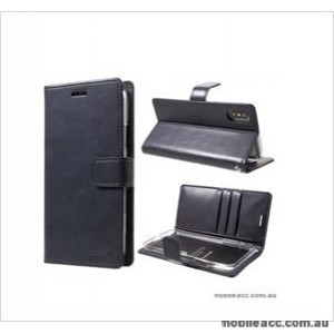 Korean Mercury Bluemoon Diary Wallet Case ForSamsung S20 Plus  6.7 inch  Navy Blue