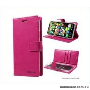 Korean Mercury Bluemoon Diary Wallet Case ForSamsung S20 Plus  6.7 inch  Hotpink