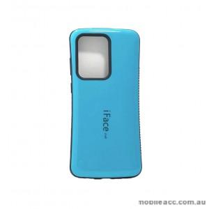 IfacMall  Anti-Shock Case For Samsung S20  Plus 6.7 inch  Aqua