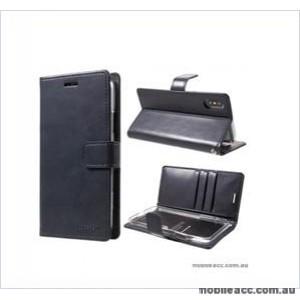 Korean Mercury Bluemoon Diary Wallet Case ForSamsung S20 6.2 inch  Navy Blue