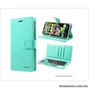 Korean Mercury Bluemoon Diary Wallet Case ForSamsung S20 6.2 inch  Mint Green