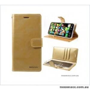 Korean Mercury Bluemoon Diary Wallet Case ForSamsung S20 6.2 inch  Gold