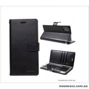 Korean Mercury Bluemoon Diary Wallet Case ForSamsung S20 Ultra  6.9 inch  Black