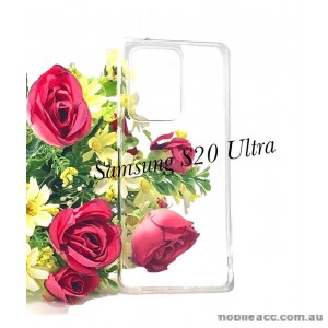 Hana Soft Feeling Jelly Case For Samsung S20 Ultra  6.9 inch  Clear