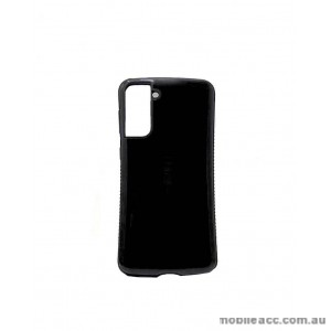 ifacMall Anti-Shock Case For Samsung S21 Plus 6.7 inch Black