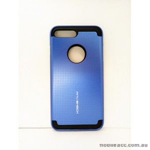 KOREAN ANY SHOCK LAYER GUARD CASE FOR iPhone 7 Plus - Royal Blue