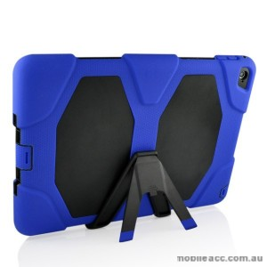 TOUGH CASE FOR IPAD MINI 4 WITH SURVIVOR WITH STAND - Blue