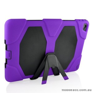 TOUGH CASE FOR IPAD MINI 4 WITH SURVIVOR WITH STAND - Purple