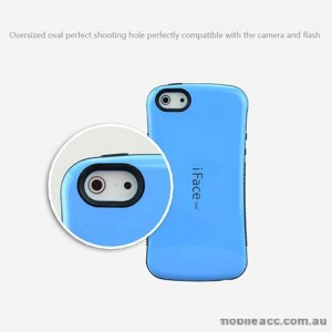 iPhone 6/6S Plus Premium iFace Shockproof Case - Blue X2