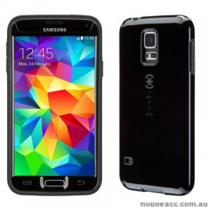 Speck CandyShell + FACEPLATE Case for Samsung Galaxy S5 - Black