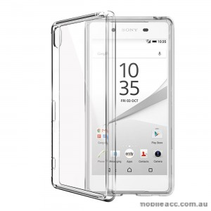 Korean Mercury Color Pearl Jelly Case for Sony Xperia Z5 Premium Clear