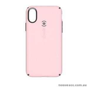 ORIGINAL SPECK CANDYSHELL Heavy Duty Case For iPhone X - Quartz Pink