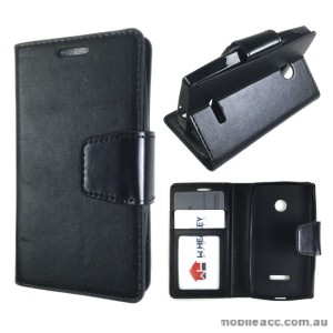 Microsoft Lumia 532 Stand Wallet Case Cover