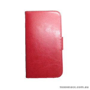 Wisecase wallet case for Lumia 540 Red