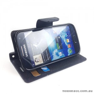 Wise Wallet Cover for Galaxy S4 Mini AU Telstra Version