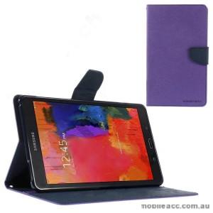Mercury Diary Case for Samsung Galaxy Tab S 8.4 - Purple