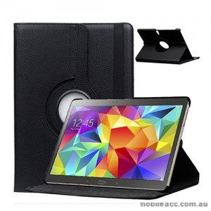 360 Degree Rotating Case for Samsung Galaxy Tab S 10.5 - Black
