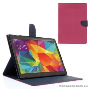 Mercury Fancy Diary Case for Samsung Galaxy Tab S 10.5 - Hot Pink