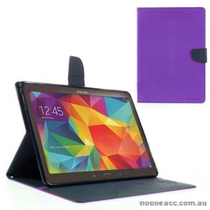 Mercury Fancy Diary Case for Samsung Galaxy Tab S 10.5 - Purple