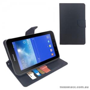 Korean Mercury Case for Samsung Galaxy Tab 3 7.0 Lite - Black